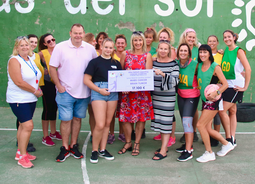 MABS Charity Netball Tournament 2019