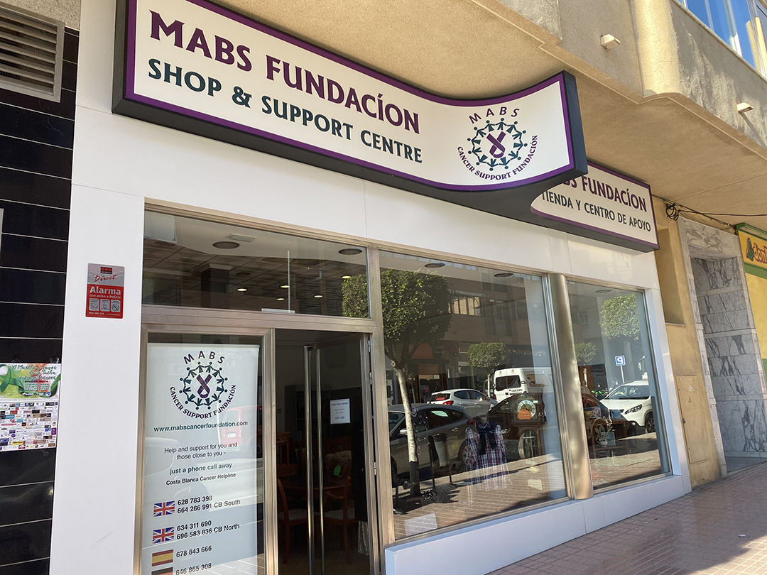 Our new Alfaz del Pi shop and support centre